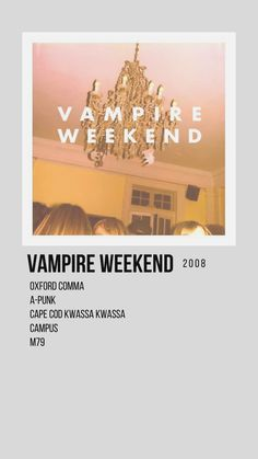 Minimalist Music, Minimalist Poster, Vampire Weekend Album, Music Album Covers, Alternative Music, Indie Movies, Film Quotes, Arctic Monkeys, Independent Films