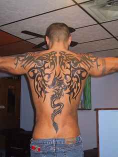 Nice! ...Creative Design Tatoo: Japanese Tribal Tattoos Fonts Designs For Men 2012