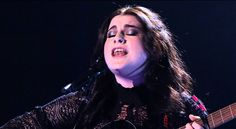 2012  If you like the song 'Hallelujah' then listen to this live performance on The Voice Australia: of Karise Eden (@kariseeden)  Karise puts in a powerhouse performance as she belts out this Leonard Cohen classic.  She is going to be a BIG if the music industry foster her well.