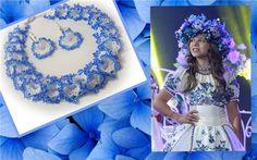 """Огалала """"Для 1-й принцессы Украины""""   biser.info - всё о бисере и бисерном творчестве"""