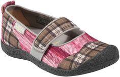 KEEN Footwear - Women's Harvest MJ II in Fall Plaid
