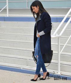 Notre manteau SUD EXPRESS  porté par June Sixt-Five. Disponible chez sudexpress.com #sudexpress #coat #fashion Look Urban Chic, Sud Express, Casual, Sportswear, Duster Coat, Normcore, Jackets, Style, Fashion
