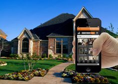 The new internet based technologies make it so easy to access your security protocols. Today you can choose, change and manage your instant notifications. You can set alarms to be delivered immediately through your mobile device. Electronic Security Systems, Orange County, Monitor, Mansions, House Styles, Business, Internet, Change, Easy