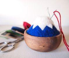 富士山の針山|Creator: sawa zakka|Creema
