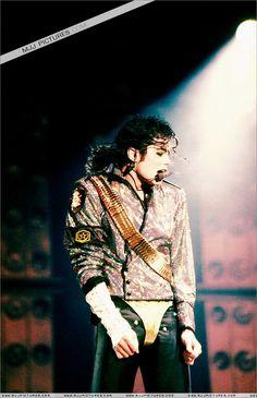 ❤️ Michael tour Dangerous ❤️