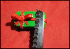 """Résultat de recherche d'images pour """"porte couteau table noel"""""""