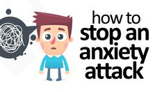 How to stop an anxiety attack. Don't really know if it works... to try:)