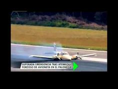 Plane makes Emergency landing.4/12/2013plane reported faulty landing gear. The pilots made a good job. ( Palonegro airport ) Bucaramanga