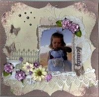 A Project by Preciousmoments from our Scrapbooking Gallery originally submitted 03/12/12 at 04:05 PM