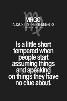 True. Then I think, just shut up.