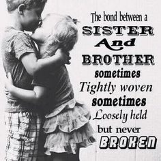 Brother kisses his sister precious moments pictures that Brother Sister Pictures, Brother N Sister Quotes, Brother And Sister Relationship, Sister Love, Quotes For Kids, Family Quotes, Shilouette Cameo, Sibling Quotes, Cute Baby Pictures