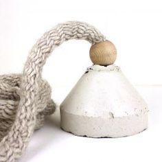 NADesign Hanglamp Wol Snoer 400 cm - Ecru