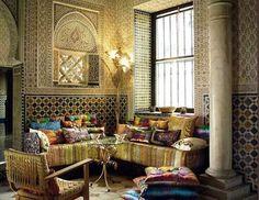 décor arabe | Decorando con inspiración árabe Artículo Publicado el 28.09.2012 ...