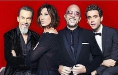 Thé Voice 2018 : Florent Pagny, Zazie, Pascal Obispo, et Mika The Voice, Interview, France, Sexy, Hairstyle Ideas, French