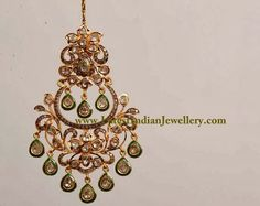 Party Wear Chand Bali Earrings