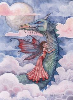 Dragon and Fairy Passion