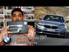 BMW invited me! 5 Series 2017 | Exclusive Preview | Vlog
