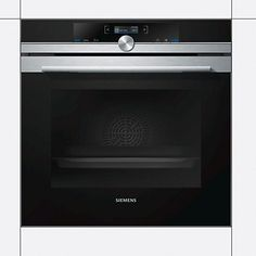 Buy Siemens HB672GBS1B Built-In Single Oven, Stainless Steel Online at johnlewis.com