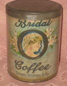 Bridal Brand Coffee