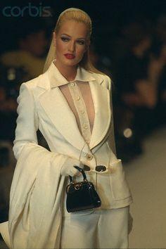 Karen Mulder, Christian Dior'