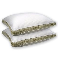 Bed Pillows 20445: Beautyrest Pillow, Extra Firm, Two Pack, Queen Size, New, Free Shipping -> BUY IT NOW ONLY: $47.93 on eBay!