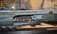 miniafv: Revell 1/72 German Deutsches U-Boot Type VII C **completed** / by Emre İlter