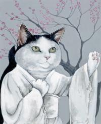 The Moon & I - Cats   Chris Beetles♥♥