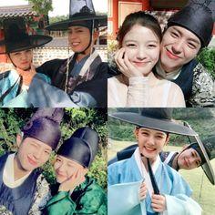 Kim Yoo Jung Park Bo Gum, China, Moonlight, Kdrama, Idol, Korean, Korean Language, Korean Drama, Korean Dramas