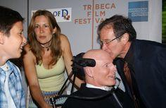 El día que Robin Williams salvó a su amigo Superman - Yahoo Celebridades En Español