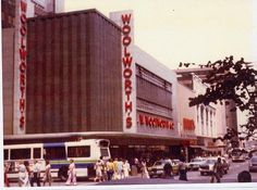 Woolworth's.  I remember going to the one on Michigan Ave all the time and sitting at the soda bar.