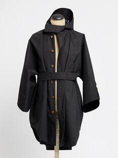 Perfect raincoat!  'NORWEGIAN RAIN UNISEX RAINCHO IN BLACK - shineshop - your daily escape