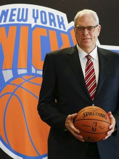 Phil Jackson named president of the New York Knicks http://www.usatoday.com/story/sports/nba/knicks/2014/03/18/phil-jackson-news-conference-new-york-knicks-nba/6557385/