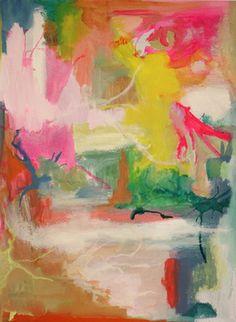 Saatchi Online Artist Kristin Endsley; Painting, Ski Slopes #art