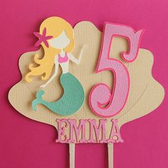 Maybe I should do this...when Emma turns 5 ;)