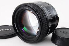 [Excellent-] Nikon AF 85mm f/1.8  (75077-A68)