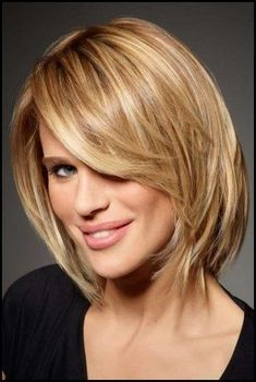 Hairstyles Messy Ponytail Hairstyles Thrilling Unique Crochet Bun - All For Hairstyles Ombre Bob Haircut, Bob Haircut Curly, Textured Bob Hairstyles, Medium Bob Hairstyles, Teenage Hairstyles, Haircut Styles For Women, Short Haircut Styles, Messy Ponytail Hairstyles, Bridal Hairstyles