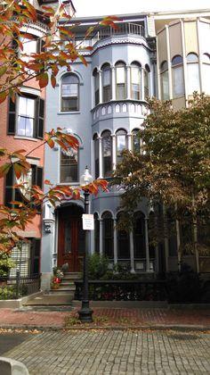 Tour of Boston's Historic South End