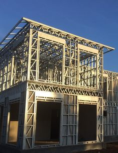 Building Code, Building Systems, Concrete Insulation, Welded Furniture, Steel House, Steel Structure, Steel Frame, Gauges, Buildings