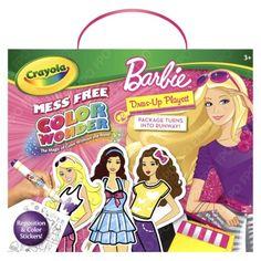 Crayola Barbie Playset