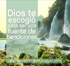 Carlos Martínez M_Aprendiendo la Sana Doctrina: Salmo 21:6