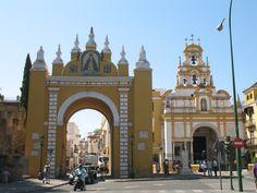 Iglesia de La Macarena- Sevilla