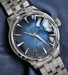 882 отметок «Нравится», 6 комментариев — Seiko Watches (@seikowatchusa) в Instagram: «#BlueWatchMonday with @thewatcherist and his Seiko Presage SRPB41 Automatic.»