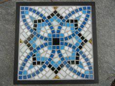 Картинки по запросу ideas for mosaic trivets