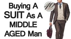 Buying A Suit As A Middle Aged Man � Style