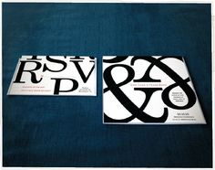 Lois and Clark Bold Typographic Invitations by thefuturemrsdarcy