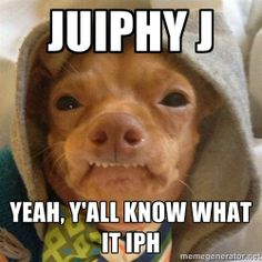 Phteven Dog | Juiphy J | Yeah, y'all know what it iph | Dark Horse: Juicy J Yeah, y'all know what it is | Katy Perry