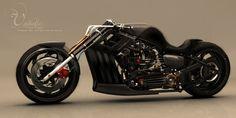 Valhalla Motorcycle Concept