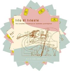 Il galà della musica The music gala: Trio di Trieste - The Complete Recordings…
