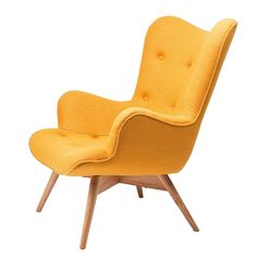 Fauteuil Angels Wings Yellow