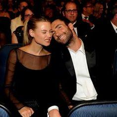 #adamlevine #behatiprinsloo #Emmys2014 #behadam